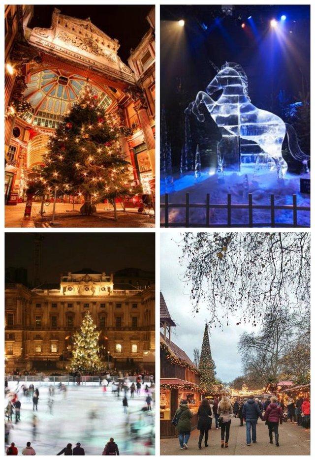 London Christmas Markets!