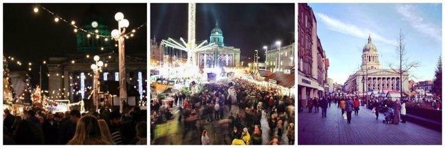 Nottingham Christmas Markets
