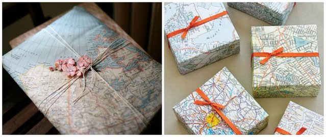 Maps presents