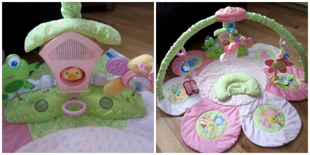 Prefect Pink Baby gym