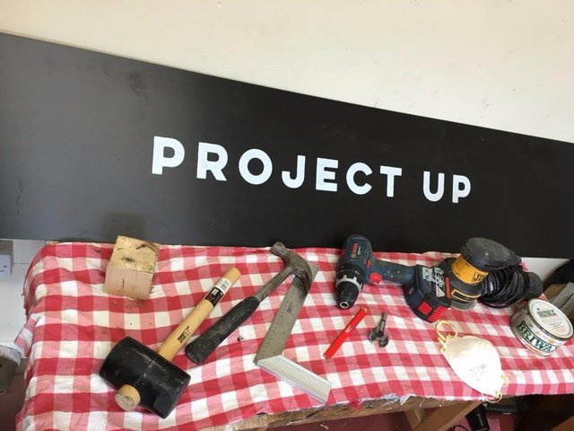Project up tools