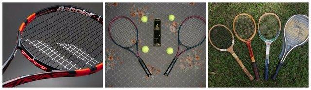 tennis racuets