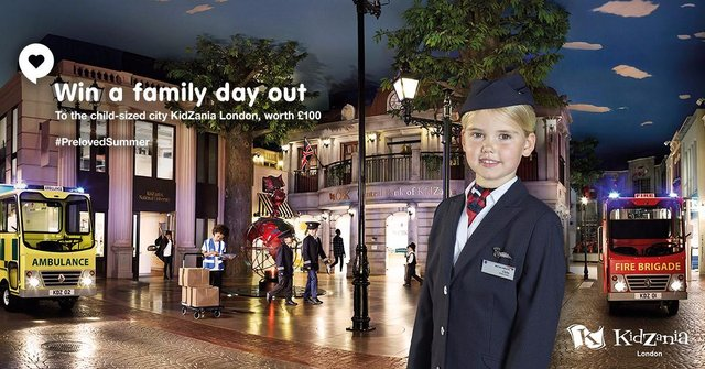 win a day out to kidzania