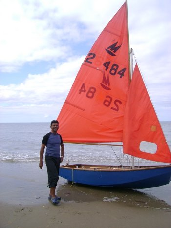 Mirror (dinghy) - Wikipedia