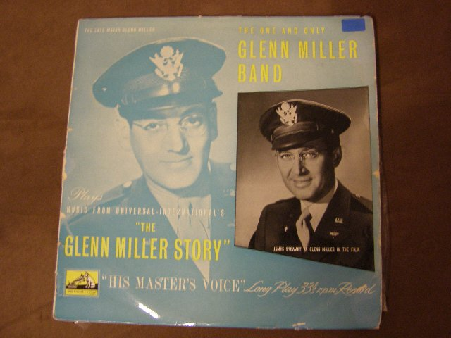 Preview of the first image of Glenn Miller Story LP (Incl P&P).