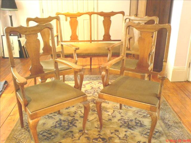 Queen Anne Style Furniture Second Hand Household
