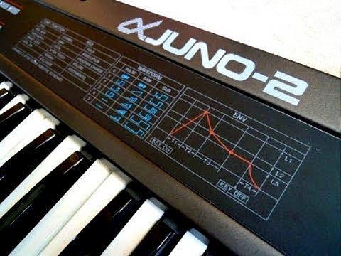 Roland alpha JUNO sound patches For Sale in Farnham, Surrey   Preloved