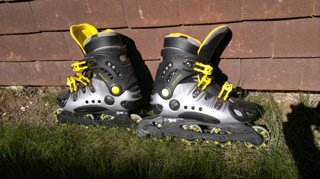 Preview of the first image of Children's Roller Blades.