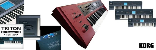 Preview of the first image of Korg Triton and TritonLE Tutorial.