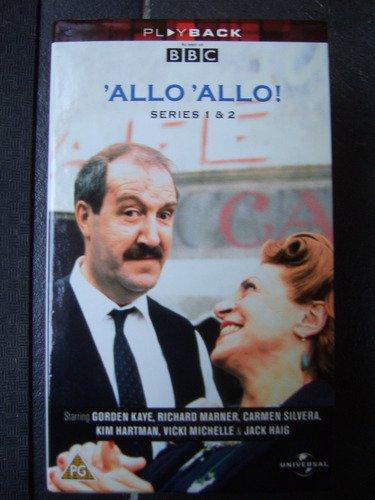 Image 2 of 'Allo 'Allo! VHS Triple Box set