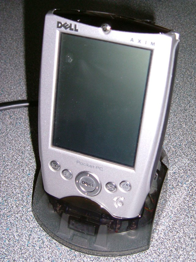 Image 2 of Dell Axim X5 Performance PDA