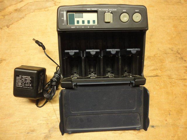 Preview of the first image of Battery Multi-Charger.