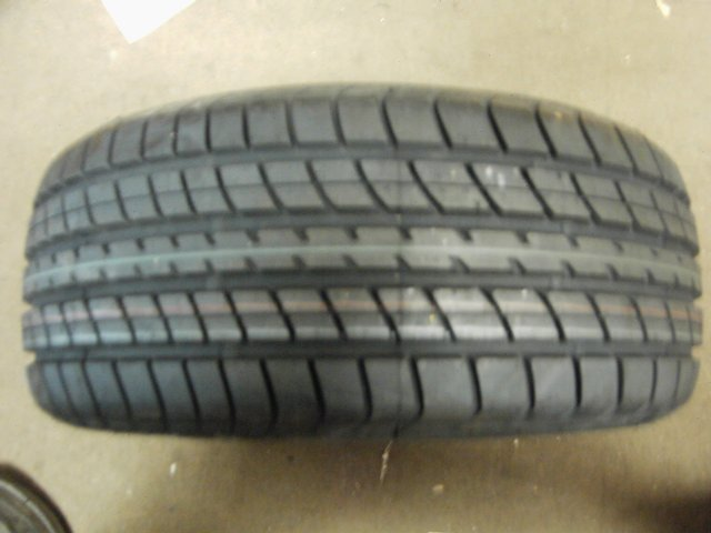 Preview of the first image of CLASSIC MINI OR TRAILER 145/70 X 12 TYRES NEW.