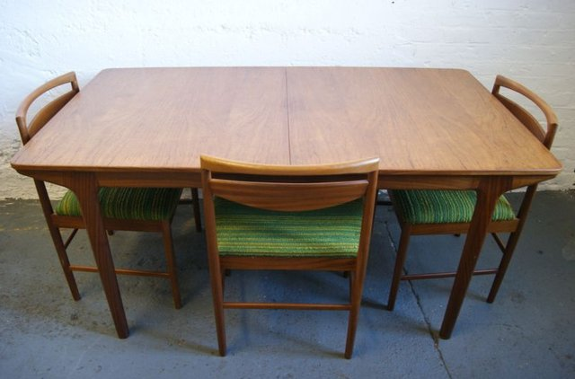 Image 2 of **WE BUY** RETRO TEAK TABLES & CHAIRS ***FOR CASH***