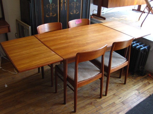Image 3 of **WE BUY** RETRO TEAK TABLES & CHAIRS ***FOR CASH***