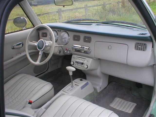 Nissan Figaro in LEFT Hand Drive ( LHD ) For Sale in Bristol ...