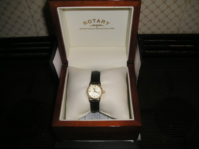 Image 2 of ROTARY LADIES WATCH.