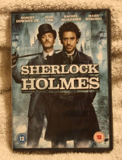 Preview of the first image of Sherlock Holmes (2010).