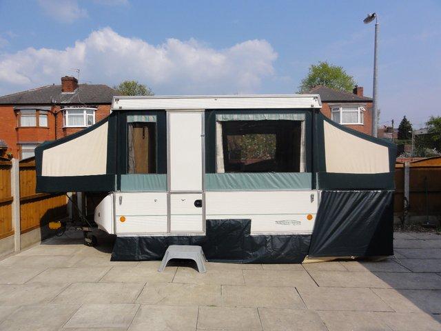 Image 2 of For Sale Conway/Pennine Folding Camper