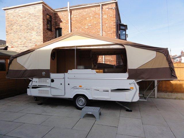 Image 3 of For Sale Conway/Pennine Folding Camper