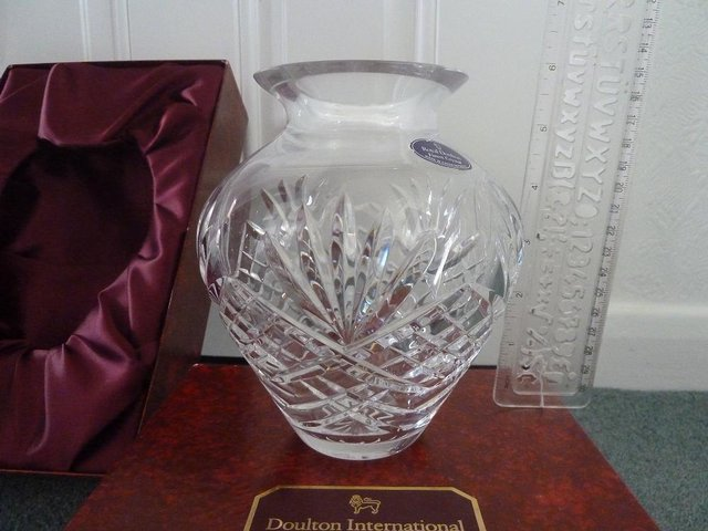 Doulton Crystal Collectible China And Glass Buy And Sell Preloved