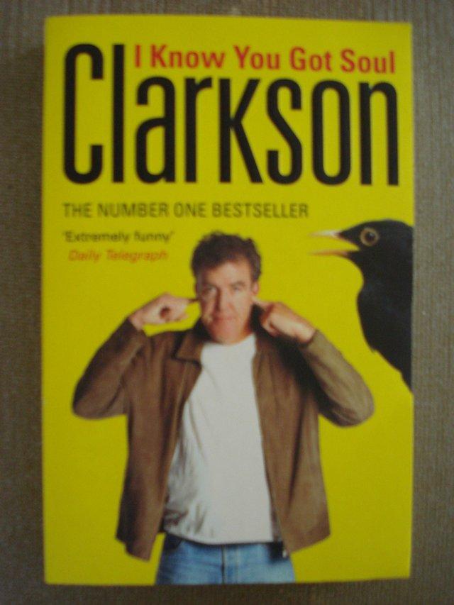 I KNOW YOU GOT SOUL by JEREMY CLARKSON Paperback for sale  Malvern