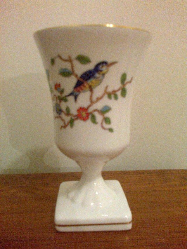 Aynsley Pembroke Vase For Sale In Edinburgh Midlothian Preloved