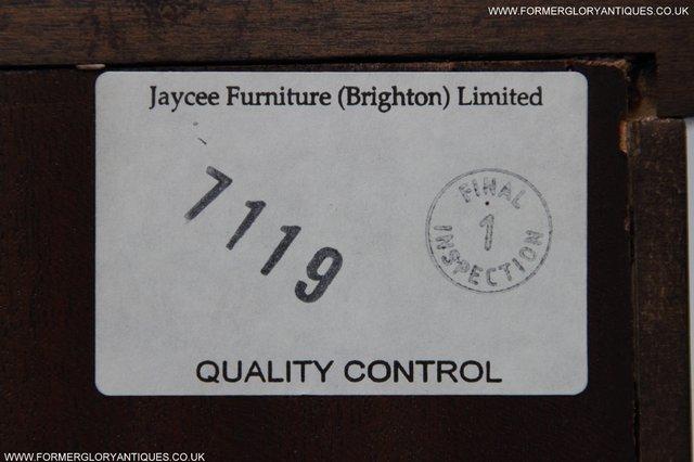 Image 7 of JAYCEE OLD CHARM OAK BOOKCASE WALL OFFICE CD DVD BOOKSHELVES