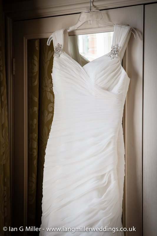Image 2 of Ivory Wedding Dress by Ronald Joyce