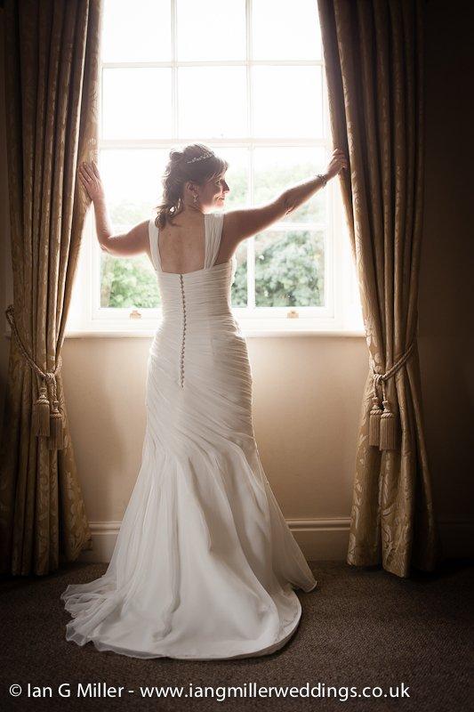 Image 3 of Ivory Wedding Dress by Ronald Joyce