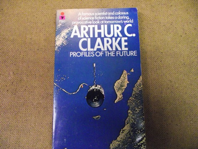 Preview of the first image of Profiles of The Future by Arthur C. Clarke (9).