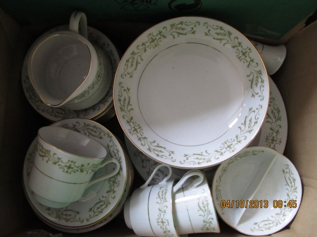 Preview of the first image of Allegro china.