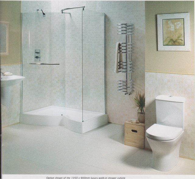 shower walk in - Second Hand Bathroom Suites, Buy and Sell in the ...