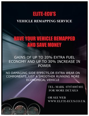 Engine Tuning Ecu Remaps and Dpf Services For Sale in Glynneath, West  Glamorgan | Preloved