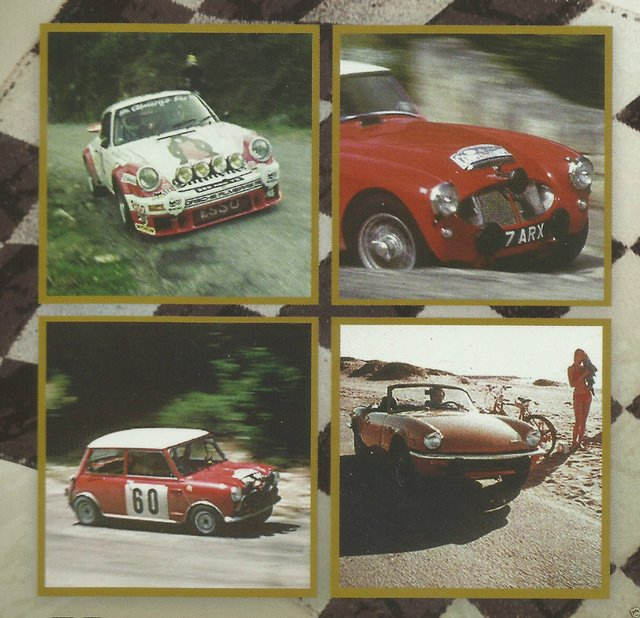Image 3 of CLASSIC SPORTS CARS DVD. REGION 2-RUNNING TIME:53 MINS