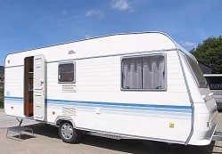 Preview of the first image of I want your Adria Caravan !.