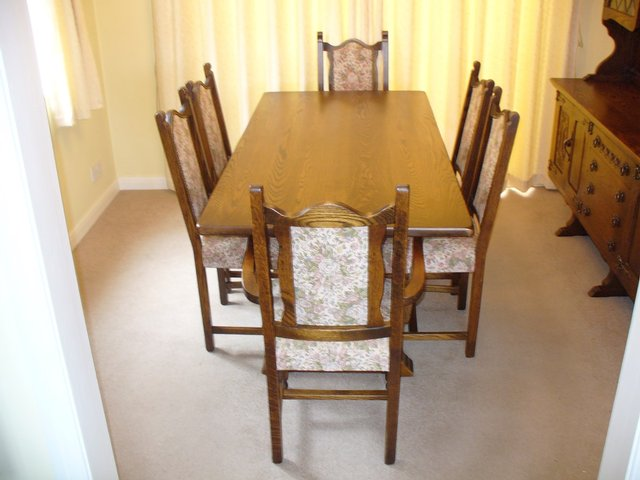 This Is A Superb Bargain For Quality Furniture That Is Made In Britain.We  Are Only Selling Because We Are Down Sizing. Will Consider Offers.