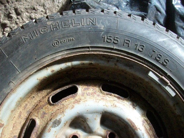 Preview of the first image of Michelin Tyre.
