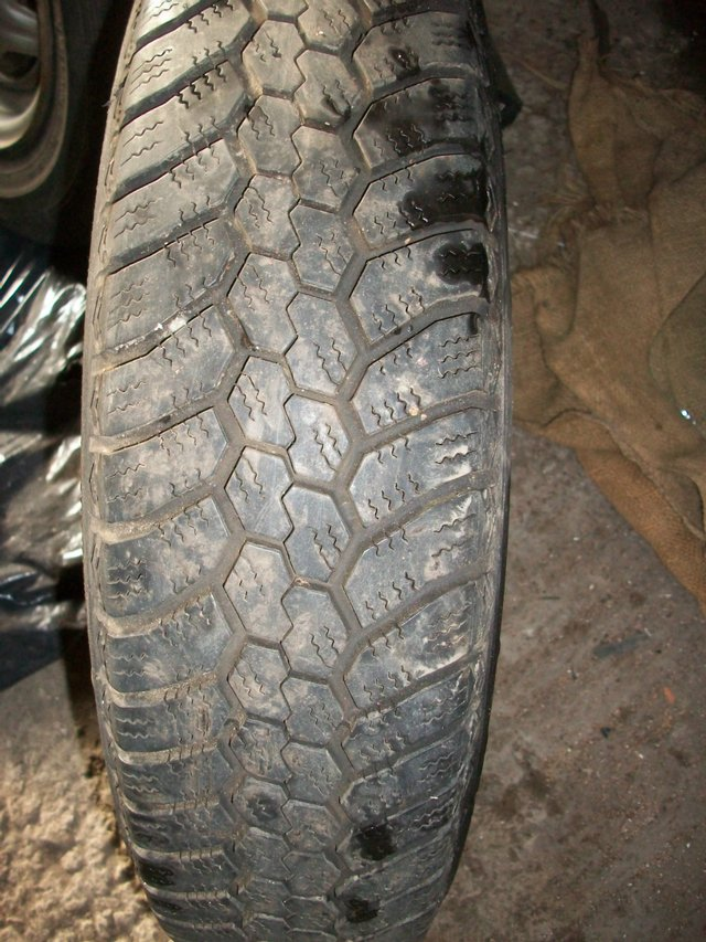 Image 2 of Michelin Tyre
