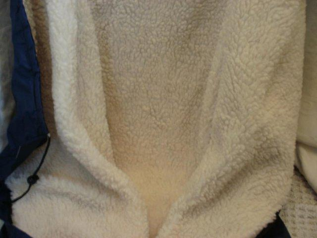 Image 2 of Simplantex  Wheely Cosy: cosytoes for wheelchair users