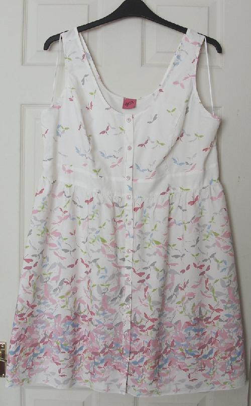 7d887eac45e6 summer dresses size 20 - Second Hand Women s Clothing