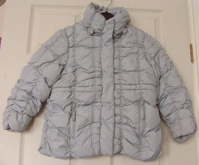 3653930b7c6e GIRLS GREY PADDED JACKET BY NEXT AGE 5-6 YRS For Sale in Failsworth ...