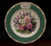 Preview of the first image of RHS Royal Doulton Plate.