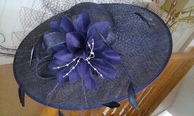 Navy Blue Hatinator from Catherine s of Partick For Sale in Lasswade ... 101408ad984