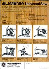 Eumenia radial arm saw