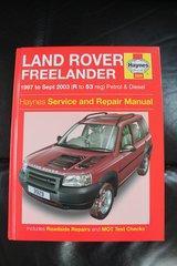 Freelander manual
