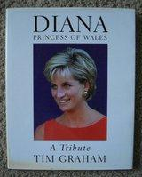 Diana princess of wales a tribute by tim graham worth £12.99