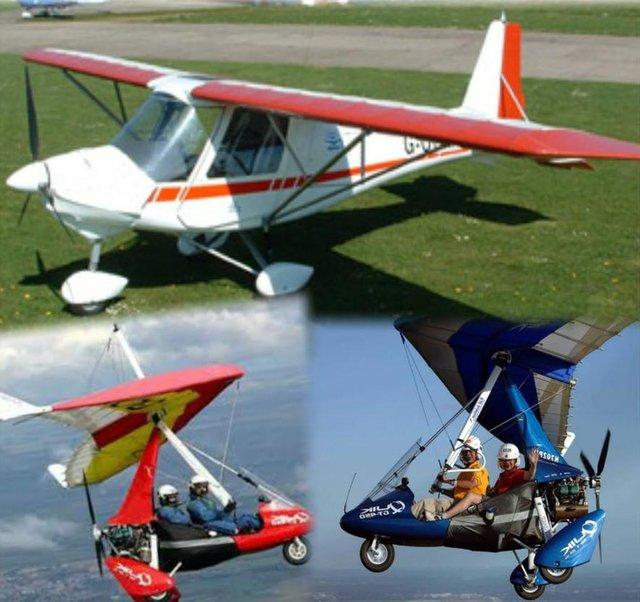 20 min Microlight Flight Lincolnshire Cambridgeshire Norfolk For Sale in  Holbeach, Lincolnshire | Preloved