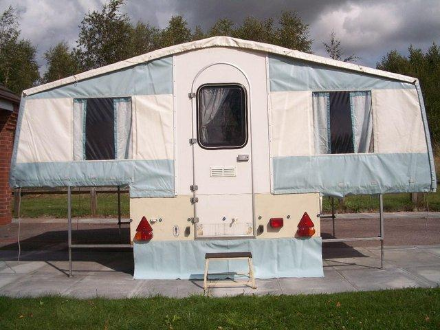 WANTED PENNINE CONWAY OR DANDY TRAILER TENT/FOLDING CAMPERS & Used Trailer Tents Buy and Sell in the UK and Ireland | Preloved
