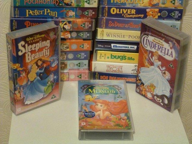 Disney Vhs Videos For Sale In Wakefield West Yorkshire Preloved